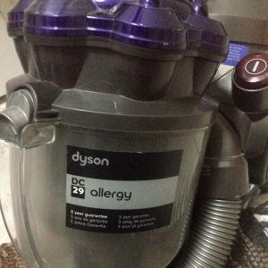 Ηλεκτρική σκούπα χωρίς σακούλα dc29 της dyson