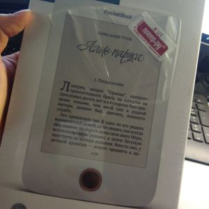 e- book Pocketbook 614 plus white
