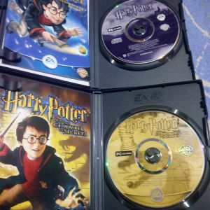 Harry Potter 1 + 2 Pc Games Golden Edition