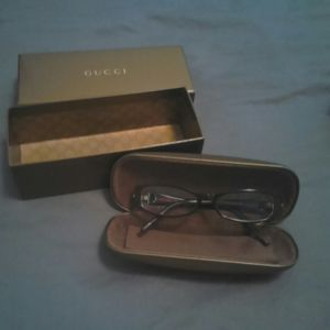 GUCCI SPECTACLES