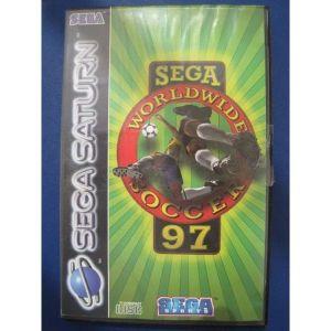 Worldwide Soccer 97 disc.