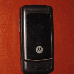 MOTOROLA W220 Μαυρο Πληρως Λειτουργικο.