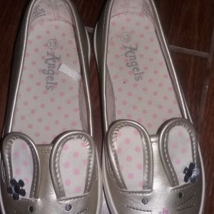 accesorize bunny shoes για κοριτσι 32 EU.χρυσο χρωμα.