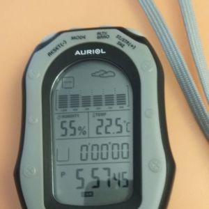 υψόμετρο, βαρόμετρο, θερμοκρασία, υγρασία, ρολόι, χρονόμετρο, timer, alarm