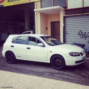 Πωλείται  Nissan Almera MOTIVA 1497CC 100HP ΑΡΙΣΤΟΟ '04 - € 3.500 (Συζητήσιμη)
