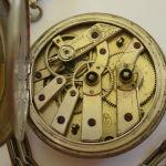Ρολόι τσέπης ασημένιο