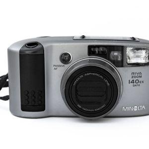 Φωτογραφική Μηχανή MINOLTA RIVA ZOOM 14OEX DA