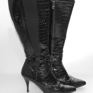 PRADA Αυθεντικές Μπότες Γυναικείες Λουστρίνι Νο 41