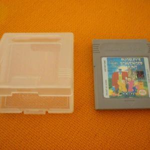 The Adams family παιχνίδι κασέτα για Game Boy original