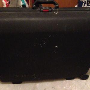 Samsonite βαλίτσα με 2 ροδάκια