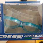 Ολοκαίνουργια μάσκα κατάδυσης Cressi