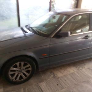 Πωλειται αυτοκινητο BMW 328 αεριο
