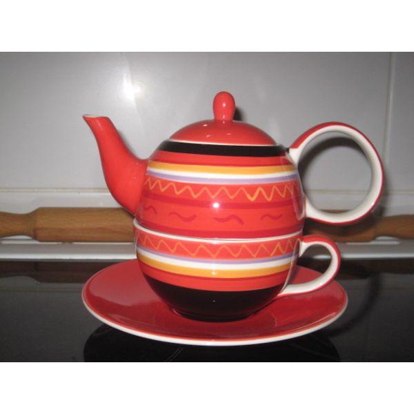 keramiki koupa me ensomatomeni tsagiera