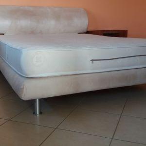 Κρεβατοκάμαρα Neoset: κρεβάτι , 2 κομοδίνα, συρταριέρα