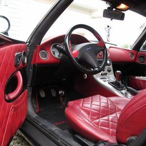 Fiat Barchetta Riviera HARD TOP
