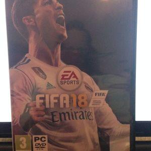ΠΩΛΗΣΗ FIFA18 ΓΙΑ PC