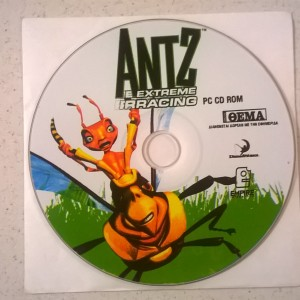 PC game – ANTZ EXTREME RACING