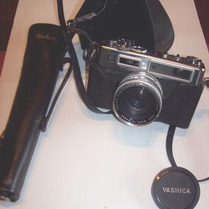 Φωτογραφικη μηχανή YASHICA electro 35 του 1970