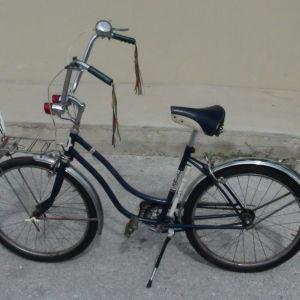 Ποδήλατο VELAMOS τσεχοσλοβακίας γυναικείο δεκαετίας 1970
