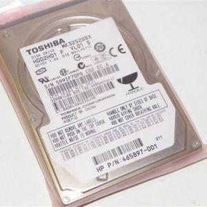 Toshiba MK3252GSX 320GB 2.5 ΙΝΤΣΕΣ