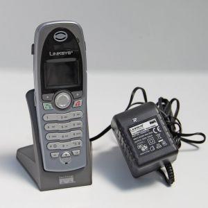 LINKSYS Ασύρματο Τηλέφωνο για Σύνδεση SKYPE