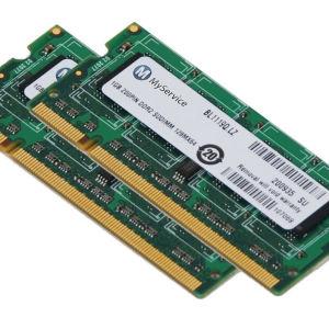 Μνήμες Laptop DDR2/DDR3