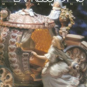 Περιοδικό Οίκου Lladro Πορσελάνες, 1992
