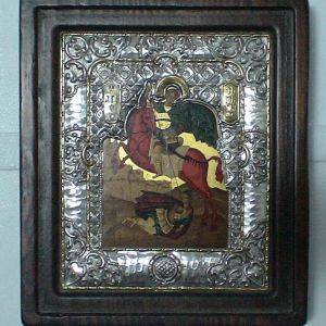 Εικόνα Αγίου Δημητρίου
