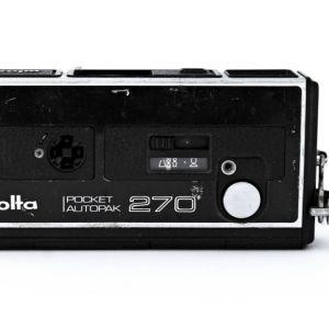 Φωτογραφική Μηχανή MINOLTA POCKET AUTOPAK 270