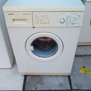 Πλυντήριο ρούχων siemens 5 κιλών σε άριστη κατάσταση