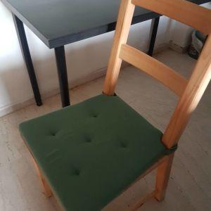 Γραφείο και καρέκλα ΙΚΕΑ 2017