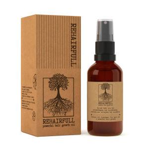 Νέο χειροποίητο serum μαλλιών που παύει τη τριχόπτωση και προάγει την έκφυση νέων τριχών.