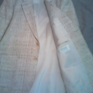 TED LAPIDUS ΔΥΟ ΣΑΚΑΚΙΑ LINEN WOOL