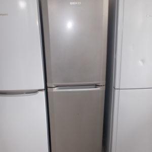 Ψυγειοκαταψύκτης Beko 1.89cm Silver A' class No frost