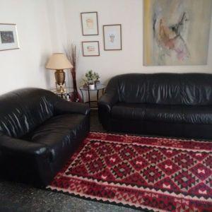 Δερμάτινοι καναπέδες
