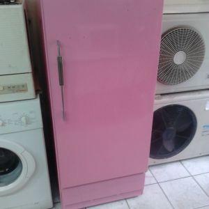 Ψυγείο IZOLA ύψος 140 x 60 cm, μονόπορτο με εσωτερική κατάψυξη σε άριστη κατάσταση