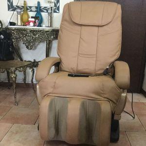 Πολυθρόνα μασάζ - Κατάλληλη για προβλήματα σε μέση, πλάτη και αυχένα