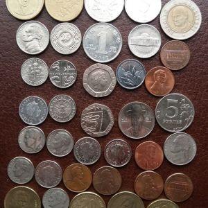 150 Νομισματα-Κερματα