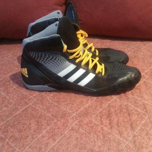 Παλαιστικα παπουτσια Adidas νουμερο 45