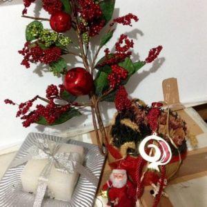 8 χριστουγεννιατικα διακοσμητικα ολοκαινουργια