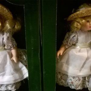 Κούκλες ( 2 ) από πορσελάνη