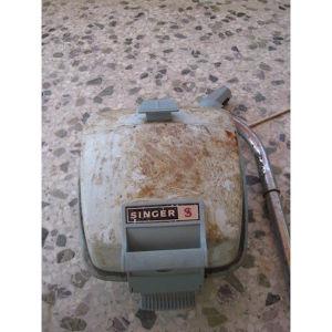 Vintage Ηλεκτρικη Σκουπα SINGER FC3001 U.S.A.