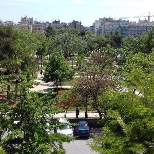διαμερισμα με θεα στο κέντρο της Θεσσαλονίκης