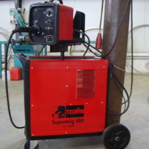ηλεκτροκόλληση μάρκας telwin 480 αμπέρ καινούργια αχρησιμοποίητη