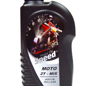 MOTO 2Τ- MIX  1lt     SPEED MOTOR OIL