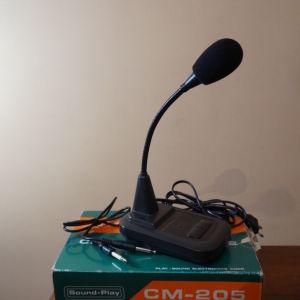 Επιτραπέζιο μικρόφωνο  CM-205
