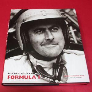 Formula 1 portraits of the 60s