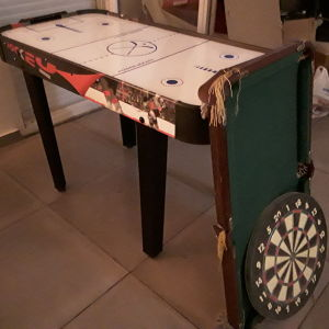 Παιχνιδια set HOCKEY TABLE- SNOOKER and DART BOARD