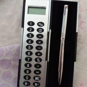 Αριθμομηχανή με στυλό