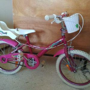 Παιδικό ποδήλατο Princess σε καλή κατάσταση (υπάρχουν και βοηθητικές)